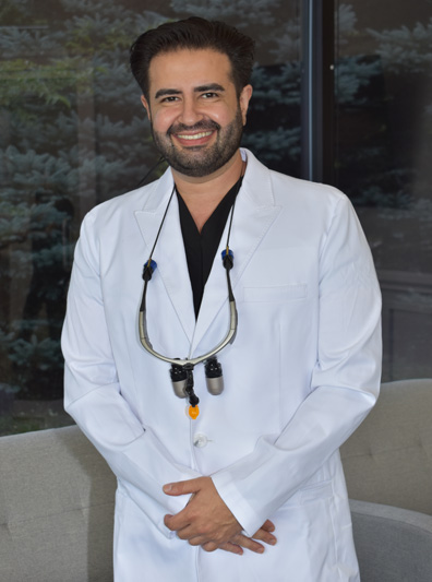 Dr. Ramin Rajaee, D.D.S. in Commerce Township